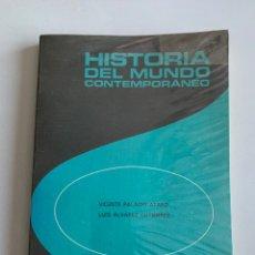 Libros de segunda mano: HISTORIA DEL MUNDO CONTEMPORÁNEO. EDELVIVES. 1978. Lote 226036115