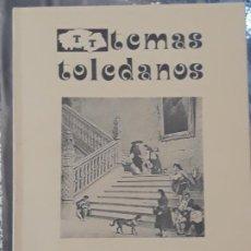 Libros de segunda mano: TEMAS TOLEDANOS - POBREZA Y BENEFICENCIA EN LA PROVINCIA ( 1500 - 1800 ) TOLEDO.. Lote 197525851
