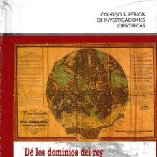 Libros de segunda mano: DE LOS DOMINIOS DEL REY AL IMPERIO DE LA PROPIEDAD PRIVADA (I. BALBOA 2013) RETRACTILADO. Lote 197905450