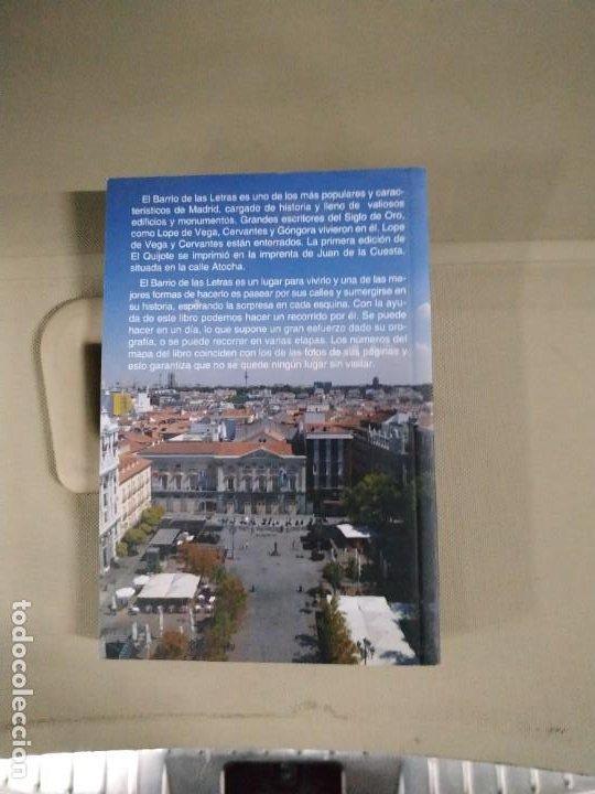Libros de segunda mano: Barrio de las Letras. Historia, Comercio, Ocio - Alcocer. Turpin - Foto 2 - 198080931