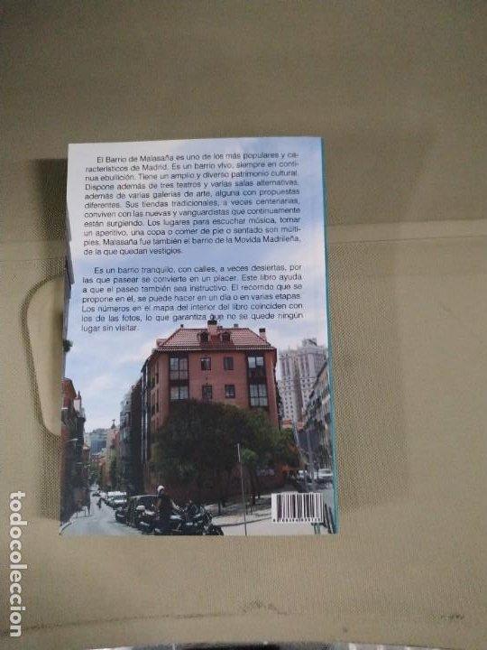 Libros de segunda mano: El Barrio de Malasaña - Mariano Domínguez Alcocer. Turpin - Foto 2 - 198081045