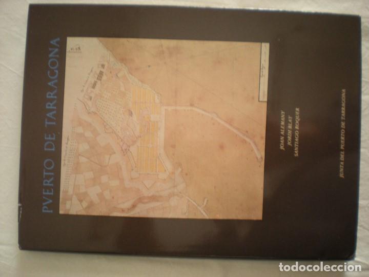 PUERTO DE TARRAGONA (L'AVENÇ) (1986) (Libros de Segunda Mano - Historia Moderna)