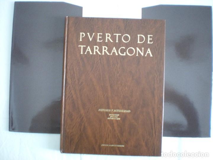 Libros de segunda mano: Puerto de Tarragona (LAvenç) (1986) - Foto 2 - 198537822