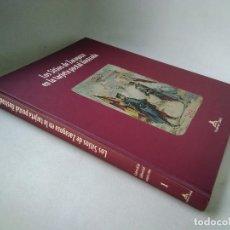 Livros em segunda mão: LOS SITIOS DE ZARAGOZA EN LA TARJETA POSTAL ILUSTRADA. Lote 198810592
