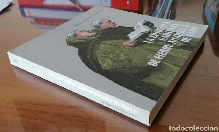 Libros de segunda mano: PUERTO REAL. LA EPIDEMIA GADITANA DE FIEBRE AMARILLA DE 1800. JUAN JOSÉ IGLESIAS RODRIGUEZ. CÁDIZ. - Foto 2 - 199488482