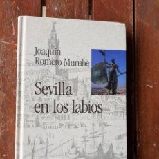Livros em segunda mão: LIBRO SOBRE SEVILLA, AÑO 2001. Lote 199758852
