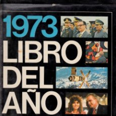 Livros em segunda mão: LIBRO DEL AÑO 1973. SALVAT. 288 PAGINAS. Lote 200148915