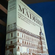 Libros de segunda mano: EL ANTIGUO MADRID RAMÓN MESONERO ROMANOS FACSÍMIL. Lote 200373651