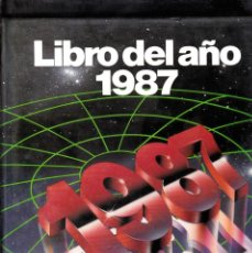 Livros em segunda mão: LIBRO DEL AÑO 1987 - SALVAT. Lote 201825446