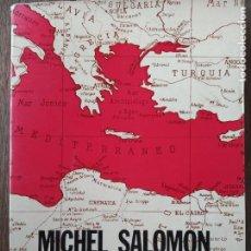Libros de segunda mano: IMPERIO ROJO ? MICHEL SALOMON. UN NUEVO IMPERIO SOVIETICO? DOPESA PRIMERA EDICION 1972. Lote 202322022
