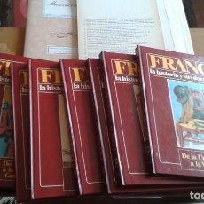 Libros de segunda mano: FRANCO LA HISTORIA Y SUS DOCUMENTOS. Lote 202525948