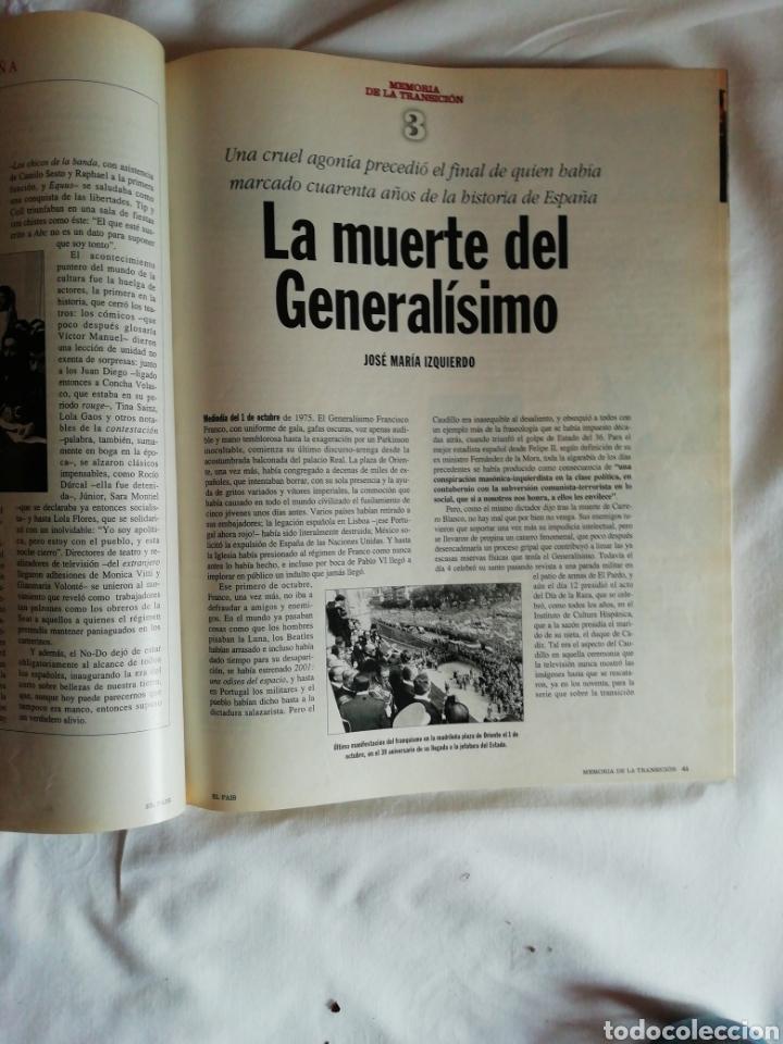 Libros de segunda mano: Memoria de la transición - Foto 4 - 202659136