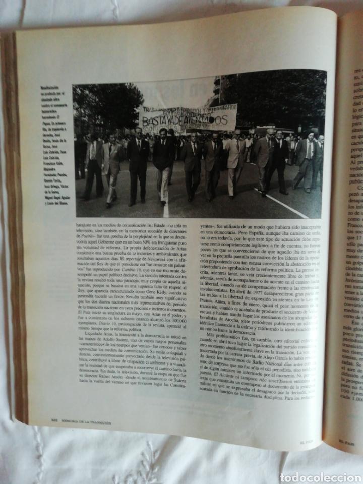 Libros de segunda mano: Memoria de la transición - Foto 5 - 202659136