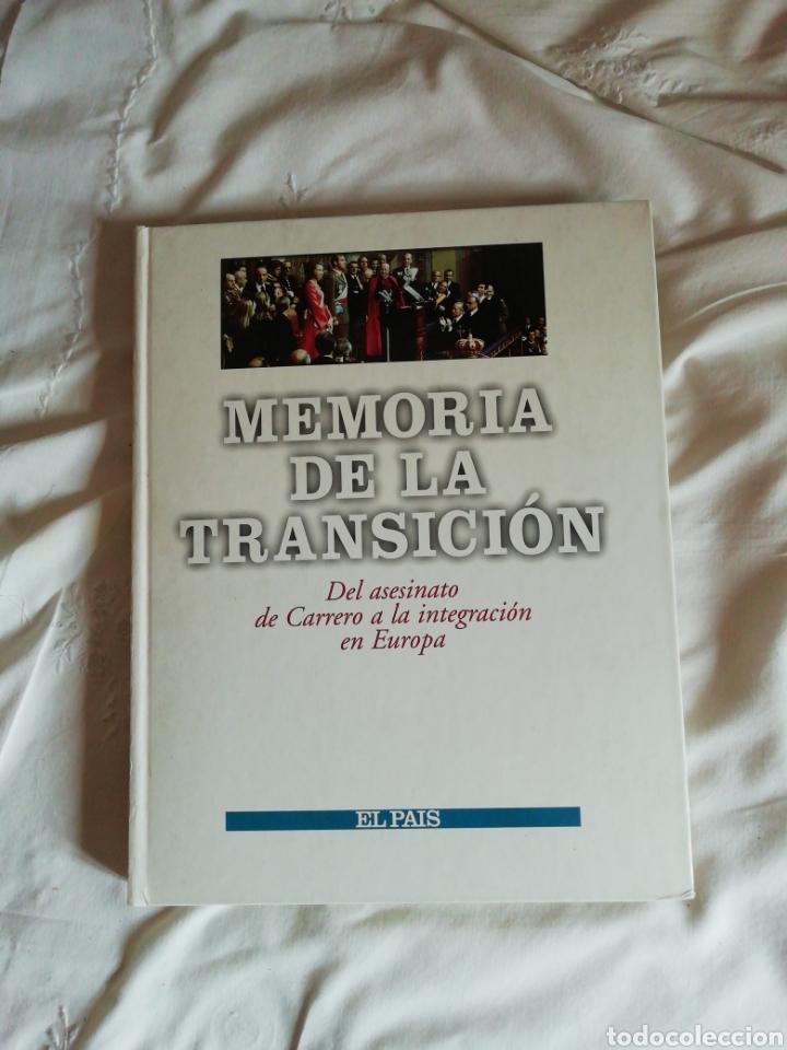 MEMORIA DE LA TRANSICIÓN (Libros de Segunda Mano - Historia Moderna)