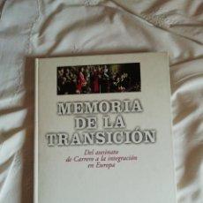 Libros de segunda mano: MEMORIA DE LA TRANSICIÓN. Lote 202659136