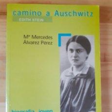 Libros de segunda mano: LIBRO, CAMINO DE AUSCHWITZ, AÑO 2000. Lote 202898635
