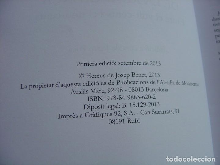 Libros de segunda mano: LA CATALUNYA DE LA RENAIXENÇA. Entre el vuit-cents i el nou-cents. JOSEP BENET. 1a EDICIÓ 2013 - Foto 4 - 202898757