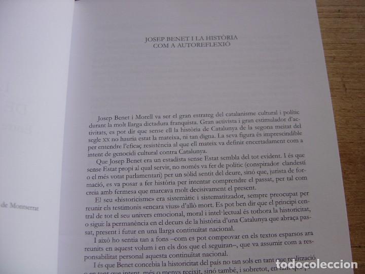 Libros de segunda mano: LA CATALUNYA DE LA RENAIXENÇA. Entre el vuit-cents i el nou-cents. JOSEP BENET. 1a EDICIÓ 2013 - Foto 5 - 202898757
