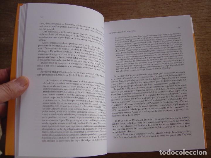 Libros de segunda mano: LA CATALUNYA DE LA RENAIXENÇA. Entre el vuit-cents i el nou-cents. JOSEP BENET. 1a EDICIÓ 2013 - Foto 6 - 202898757