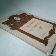 Livros em segunda mão: BODAS DE ORO DE LA CARIDAD, ZARAGOZA. 1898 – 1948. Lote 202929696