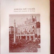 Libros de segunda mano: ALCOY. ASÍ FUE EL SEXTO CENTENAR 1876. ESPI VALDÉS.. Lote 202971143
