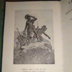 Libros de segunda mano: 1944. VIDA Y CARTAS DE VASCO NUÑEZ DE BALBOA. CHARLES ANDERSON.. Lote 203393671
