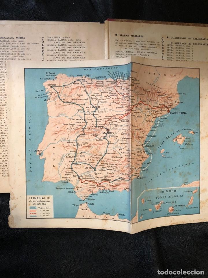 Libros de segunda mano: LIBRO DE ESPAÑA - EDITORIAL LUÍS VIVES 1957 - Foto 3 - 203923256