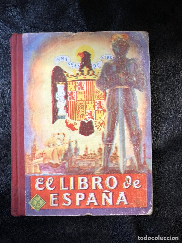LIBRO DE ESPAÑA - EDITORIAL LUÍS VIVES 1957 (Libros de Segunda Mano - Historia Moderna)