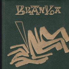 Libros de segunda mano: BRANKA TOMOS 1 Y 2 EN EUSKERA Y CASTELLANO. RARO DIFICIL DE ENCONTRAR. Lote 204332568