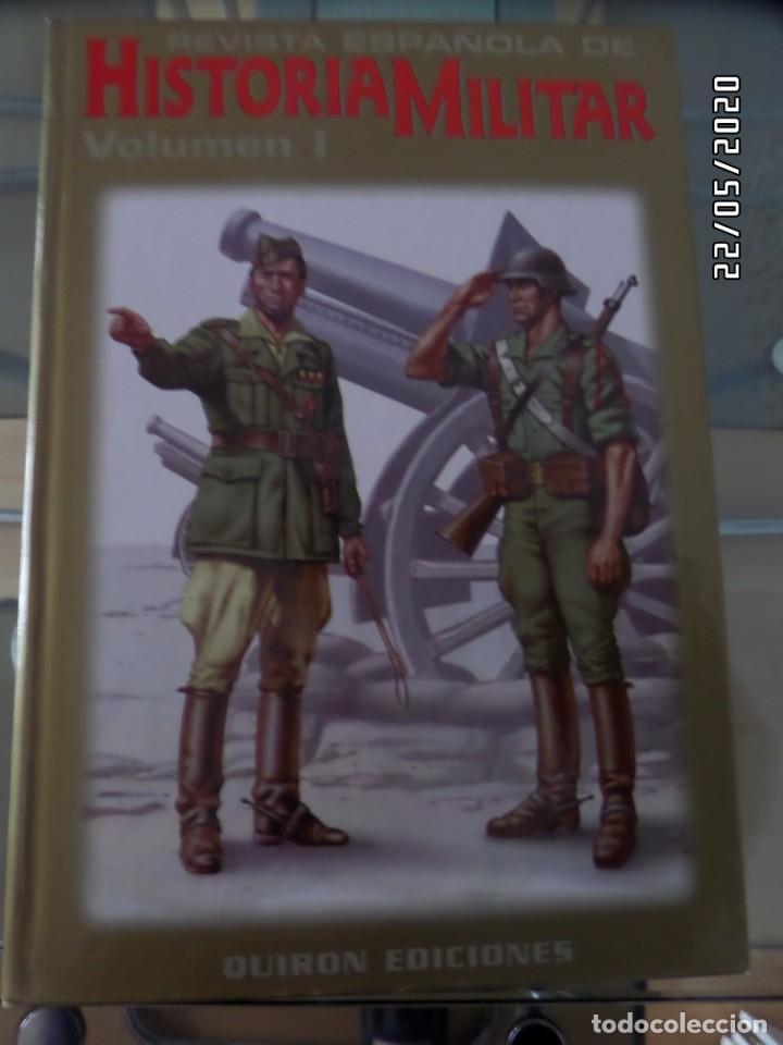 REVISTA ESPAÑOLA DE HISTORIA MILITAR TOMO 1 (Libros de Segunda Mano - Historia Moderna)