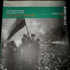 Libros de segunda mano: LA GUERRA CIVIL ESPAÑOLA MES A MES. TOMOS 1,3,4. Lote 205403841