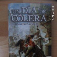 """Libros de segunda mano: LIBRO """"UN DIA DE COLERA"""". Lote 205405330"""