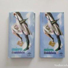 Libros de segunda mano: MUJERES DE ANDALUCÍA, 57 + 20 BIOGRAFÍAS DE MUJERES EXCEPCIONALES, VER FOTOS LOTE. Lote 205408145