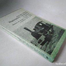 Libros de segunda mano: JOSÉ CARLOS MAINER. REGIONALISMO, BURGUESÍA Y CULTURA. REVISTA DE ARAGÓN Y HERMES.. Lote 205645276