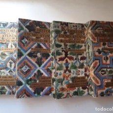 Libros de segunda mano: HISTORIA DEL EXCMO AYUNTAMIENTO DE LA CIUDAD DE SEVILLA I II III IV SON 4 TOMOS 1990. Lote 205872295
