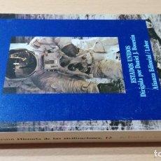 Libros de segunda mano: HISTORIA DE LAS CIVILIZACIONES 12 - ESTADOS UNIDOS - D J BOORSTIN - ALIANZA U104. Lote 206826350