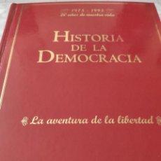 Libros de segunda mano: HISTORIA DE LA DEMOCRACIA 1975-1995. Lote 207915977
