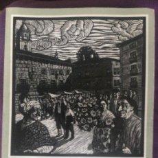 Libros de segunda mano: BERGARA - ANTONIO URCELAY - 1990 - IRUDI ETA KONDAIRA SEMBLANZA HISTORICA -191P. 28X21. Lote 208286785