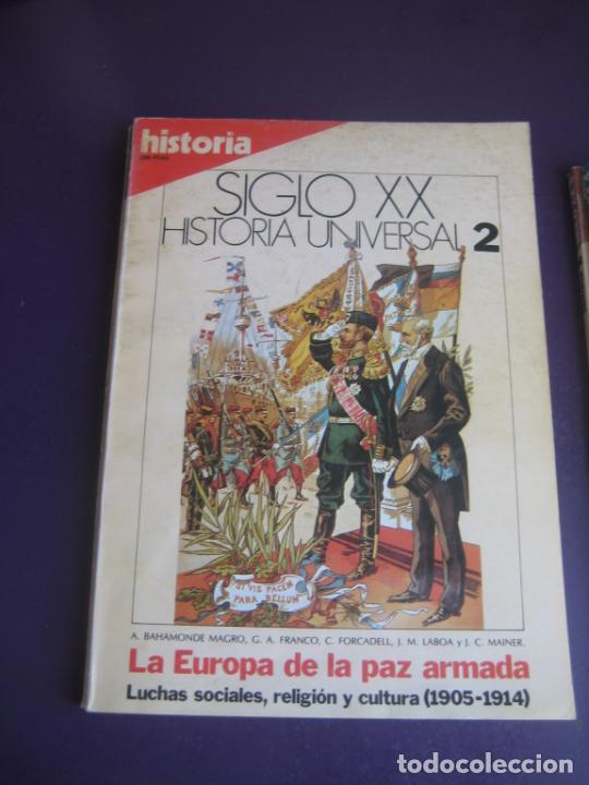 Libros de segunda mano: historia universal siglo xx - historia 16 1983 - COMPLETA - 36 TOMOS - LIGERAS SEÑALES DE USO - Foto 3 - 208303193