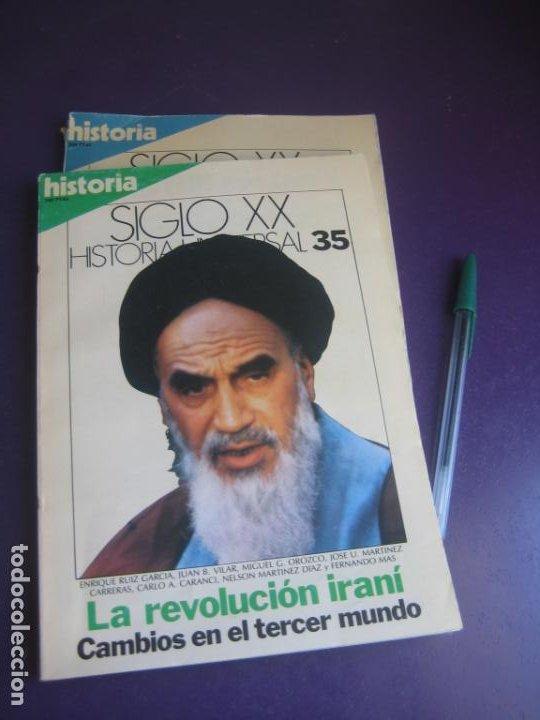 Libros de segunda mano: historia universal siglo xx - historia 16 1983 - COMPLETA - 36 TOMOS - LIGERAS SEÑALES DE USO - Foto 5 - 208303193