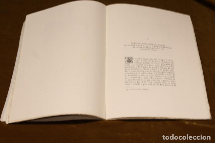 Libros de segunda mano: Los amores de Doña Isabel de Castilla y Don Fernando de Aragón por Francisco Martínez y Martínez. - Foto 3 - 208375420