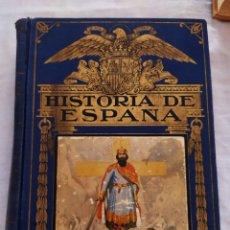 Libros de segunda mano: HISTORIA DE ESPAÑA. RAMÓN SOPENA 1942. Lote 208689182