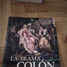 Libros de segunda mano: LA TRAMA COLÓN. ANTONIO LAS HERAS. Lote 209714877