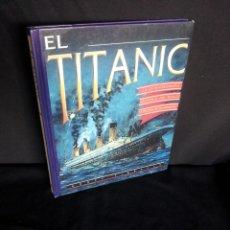 """Libros de segunda mano: GEOFF TIBBALLS - EL TITANIC, LA EXTRAORDINARIA HISTORIA DEL BARCO """"A PRUEBA DE NAUFRAGIOS"""". Lote 209768530"""