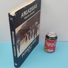 Libros de segunda mano: ARGAZKIAR GIPUZKOA DONOSTIA FOTOGRAFIAS II 1931-1940 1987 GUERRA CIVIL 352 PAG, CASTELLANO Y EUSKERA. Lote 210332263