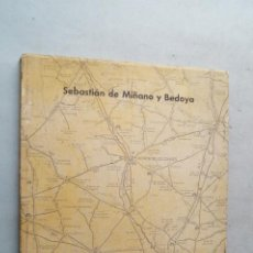 Libros de segunda mano: PROVINCIA DE PALENCIA. SEBASTIÁN DE MIÑANO.. Lote 210549661