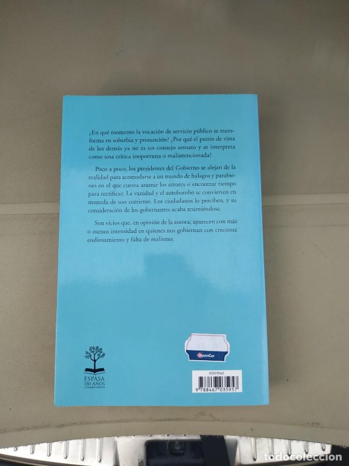 Libros de segunda mano: El Síndrome de la Moncloa - Pilar Cernuda - Foto 2 - 211759656