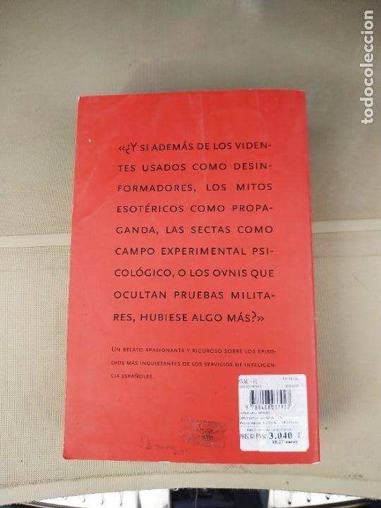 Libros de segunda mano: Los Expedientes Secretos - Manuel Carballal. Buscado - Foto 4 - 211760236