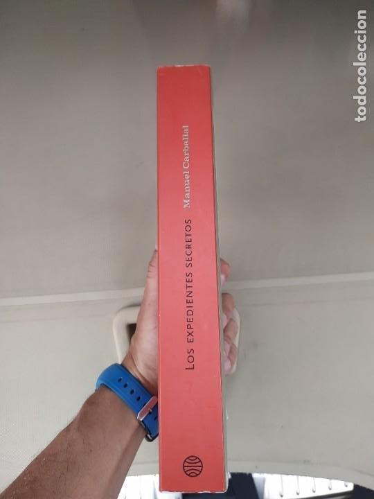 Libros de segunda mano: Los Expedientes Secretos - Manuel Carballal. Buscado - Foto 5 - 211760236