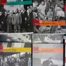 Libros de segunda mano: 19 TOMOS, EL FRANQUISMO AÑO AÑO, 2006. Lote 212423431